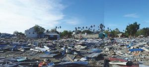 Photo 7 The destruction status at Mamboro