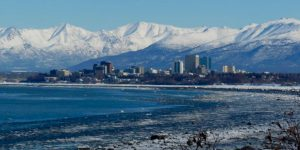 Anchorage, AK (Image: Alaskatours.com)