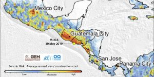 30 May 2019 M=6.6 El Salvador Quake Occurred in A Region of Very High Risk
