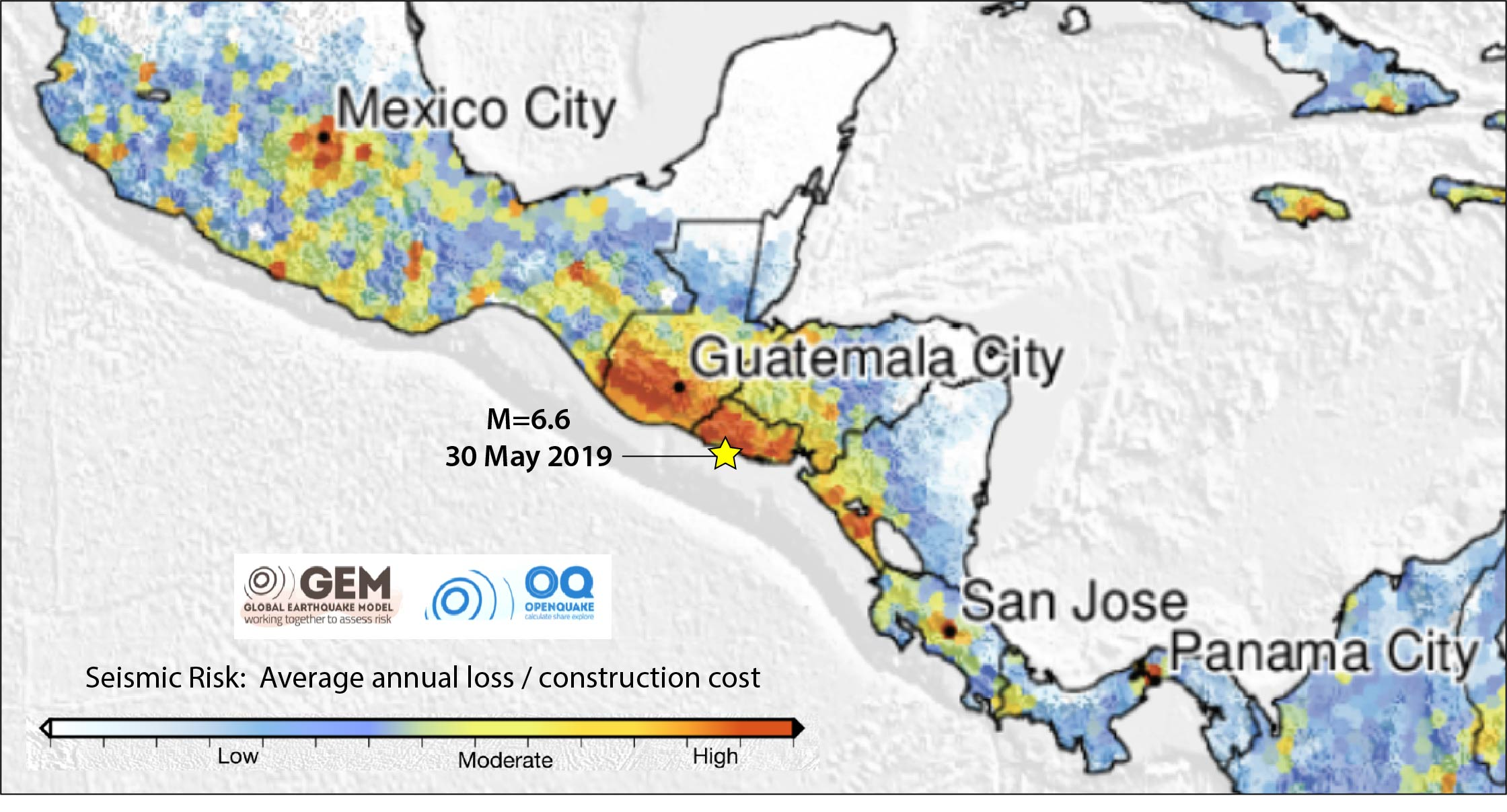 El Salvador Earthquake: A Moderate Event in An Area of ... on georgetown on world map, costa rica on world map, el salvador map, cuba on world map, tenochtitlan on world map, recife on world map, panama on world map, tegucigalpa on world map, cabinda on world map, bahamas on world map, altamira on world map, santiago on world map, port of spain on world map, la habana on world map, salvador brazil on world map, arenal volcano on world map, santo domingo on world map, monterey world map, sanaa on world map, conakry on world map,