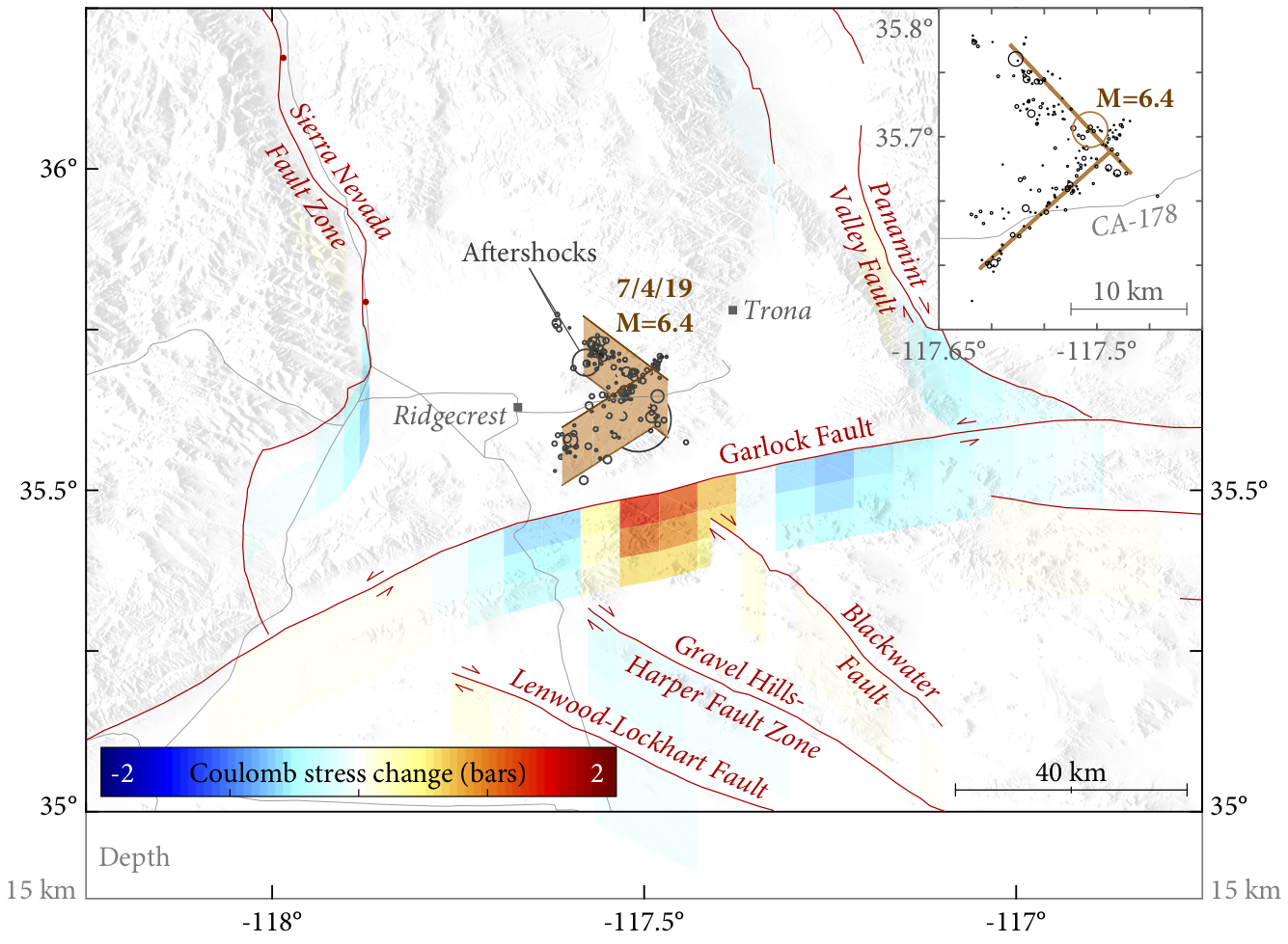 Earthquake early warning system challenged by the largest
