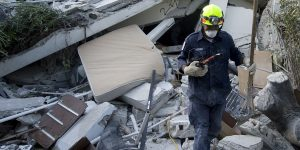 Knowing what to expect is key to preparing for a disaster. Credit: United States Navy