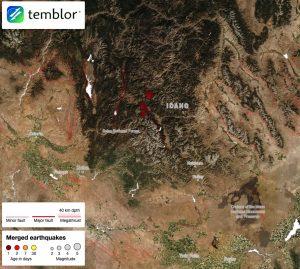Magnitude 6.5 quake strikes Idaho