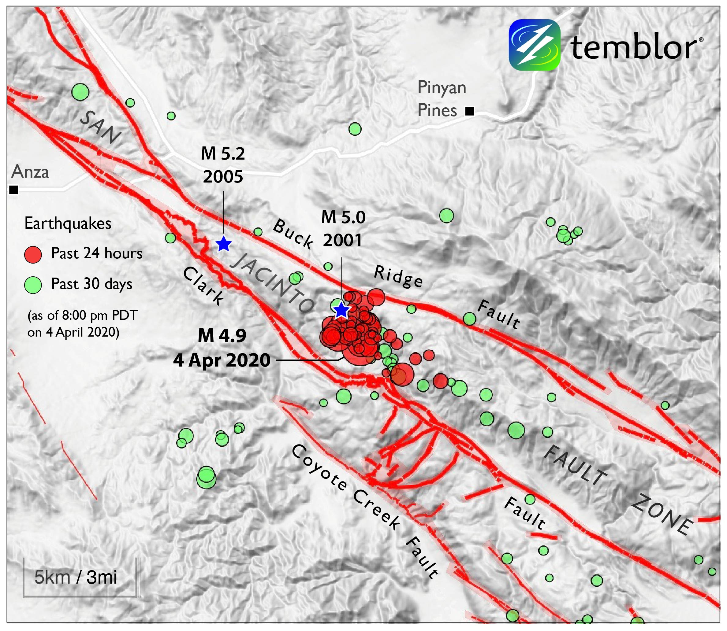 Southern California Jolted By Moderate But Intense Quake Temblor Net