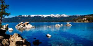 Lake Tahoe. Credit: David Mark from pixabay.com